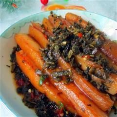 梅菜红烧肉