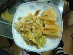 辣白菜.泡菜