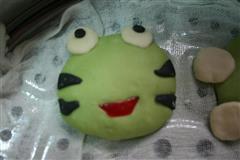 跳跳蛙馒头