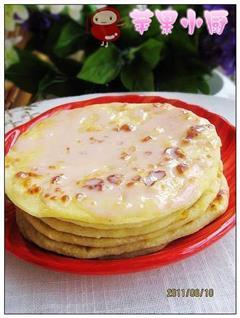奶香土豆泥薄饼