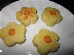 土豆泥梅花糕