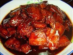 改良版红烧肉