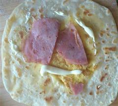 家常版鸡蛋灌饼