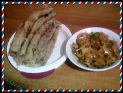土豆丝荞麦煎饼