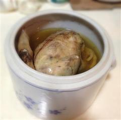 滋补鸽子汤