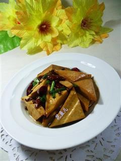 麻辣豆腐干