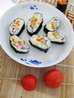 养生姜寿司