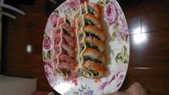 樱花寿司和飞鱼子寿司