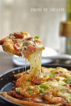 海陆双汇披萨