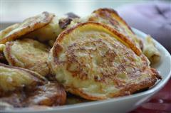 炸土豆泥饼