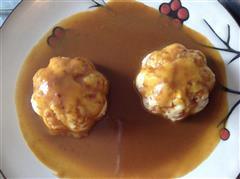 风味咖喱土豆泥