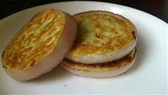 洋葱鸡蛋灌饼