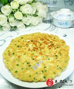 鸡蛋馒头煎饼