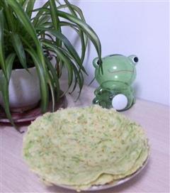 西葫芦菜煎饼