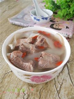 玉竹排骨汤