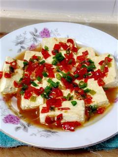 剁椒臭豆腐