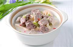阿胶排骨汤