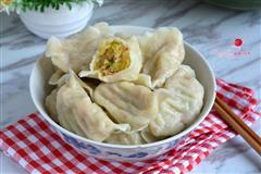 南瓜排叉饺子