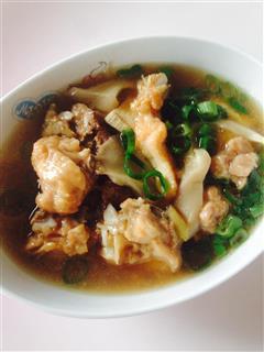 老式煎鸡汤