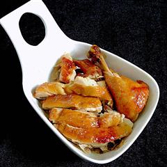 电饭煲三杯鸡