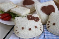 早餐吐司面包