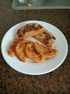 番薯煎饼&卷饼