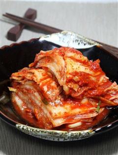 韩国泡菜辣白菜