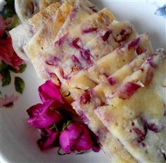 玫瑰软煎饼
