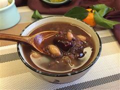 桂圆红枣腊八粥