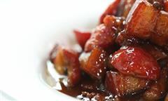 年夜菜之山楂红烧肉