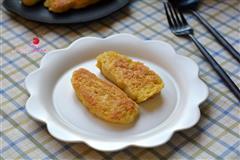 鸡蛋煎馒头