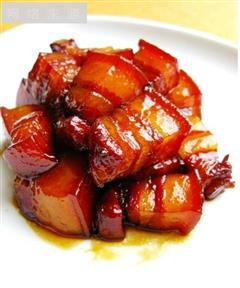 蜜汁红烧肉