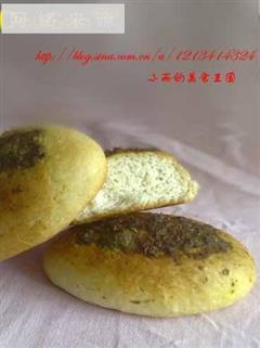 土豆泥香蒜面包