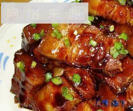江南干汁红烧肉
