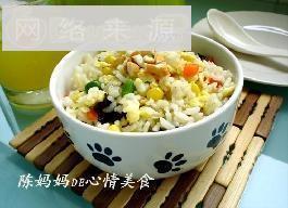 什锦蛋炒饭