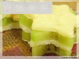 水果酸奶煎饼