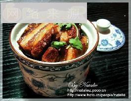 经典团年菜-红烧肉