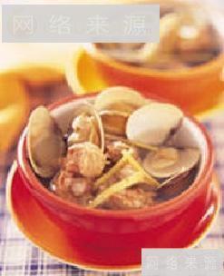 蛤蜊排骨汤