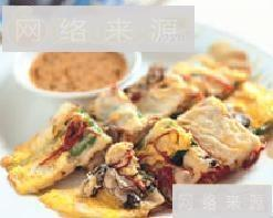 韩式牡蛎煎饼