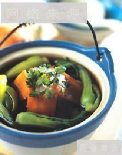 蔬菜四物汤