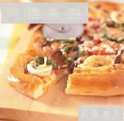 海陆方形披萨