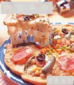 什锦哈辣披萨