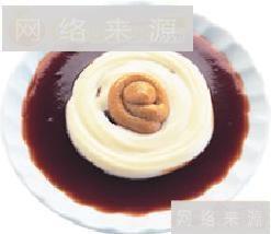 什锦煎饼淋酱