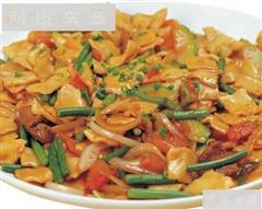 青海羊肉炒面片