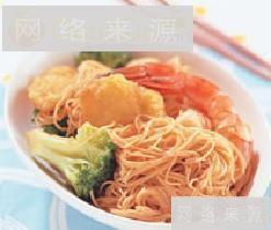 潮州三宝炒面线