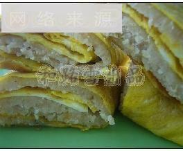 海米燕麦煎饼