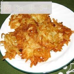 德国风味土豆煎饼