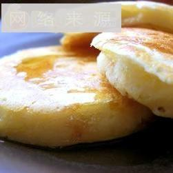 传统西式煎饼