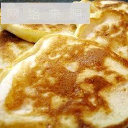 金黄小煎饼