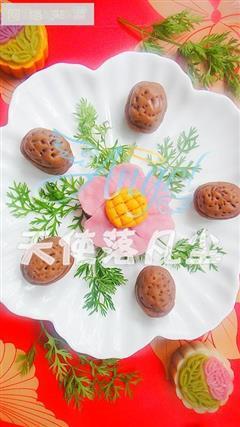 冰皮月饼-核家欢乐